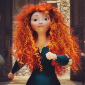디즈니 Screencaps - Merida.