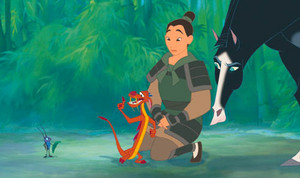 disney Screencaps - Mulan.