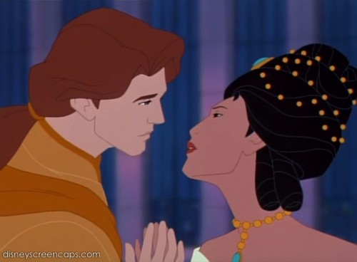 Mason Forever! karatasi la kupamba ukuta possibly containing anime called Disney Screencaps - Pocahontas 2.