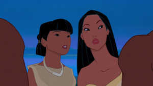 디즈니 Screencaps - Pocahontas.