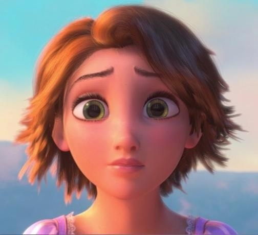 Disney Screencaps - Rapunzel.