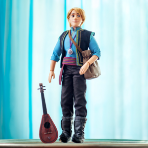Disney Store Kristoff Limited Edition Doll 2015