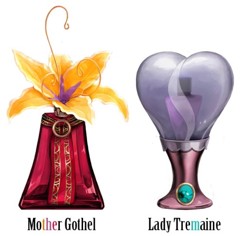 Childhood Animated Movie Villains achtergrond called Disney Villains Perfume