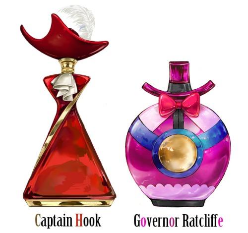 Disney Villains Perfume