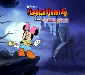Disney's Magical Quest 4 starring Minnie 쥐, 마우스