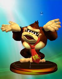 Donkey Kong Trophy (Melee)