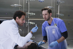 Dr. Henry morgan and Lucas