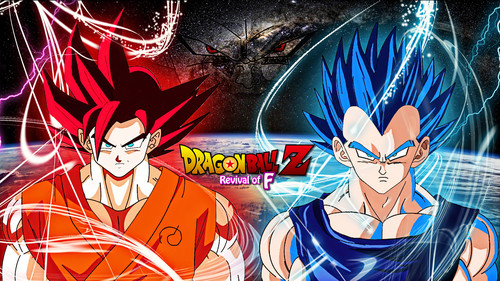 Dragon Ball Z wallpaper containing Anime entitled DragonBall Z Revival of F