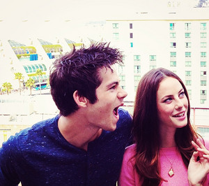 Dylan and Kaya