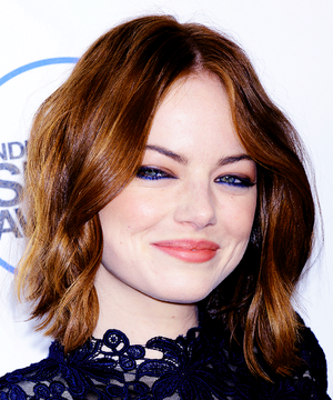 Emma Stone at the 2015 Film Independent Spirit Awards at Santa Monica pantai on February 21st, 2015 i
