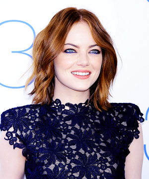 Emma Stone at the 2015 Film Independent Spirit Awards at Santa Monica strand on February 21st, 2015 i