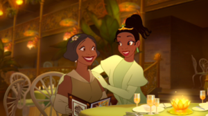 Eudora and Tiana - Screencap.