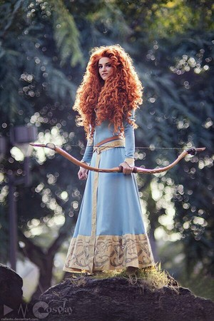Fabulous Merida