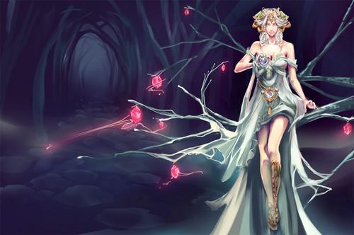 Fantasy Hintergrund called Fantasy