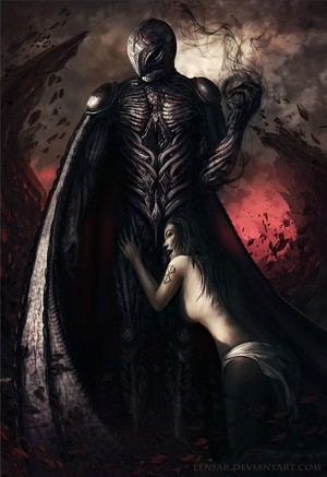 Femto (Griffith) Fan-art.
