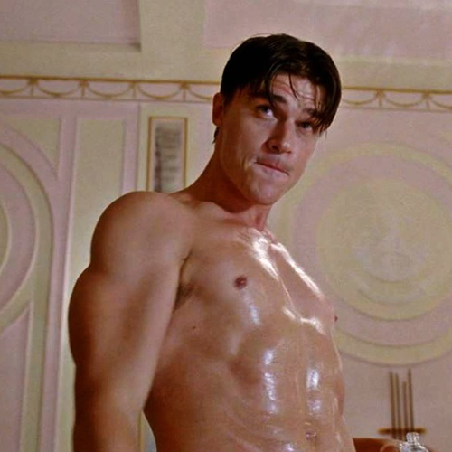 acteurs les plus canons fond d'écran containing skin called Finn Wittrock
