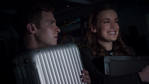"FitzSimmons wallpaper entitled FitzSimmons in ""Eye Spy"""