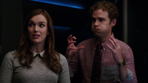 "FitzSimmons Обои probably with a business suit and a well dressed person titled FitzSimmons in ""Girl in the цветок Dress"""