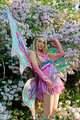Flora cosplay Enchantix