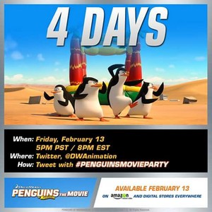 Four days available february 13.