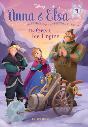Frozen - Anna and Elsa 4 The Great Ice Engine