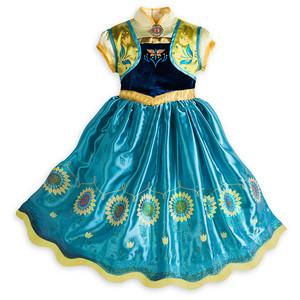 アナと雪の女王 Fever 2 in 1 Costume Set