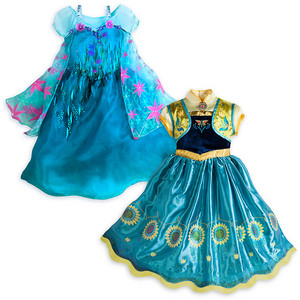 La Reine des Neiges Fever 2 in 1 Costume Set