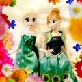 Frozen Fever Classic Dolls