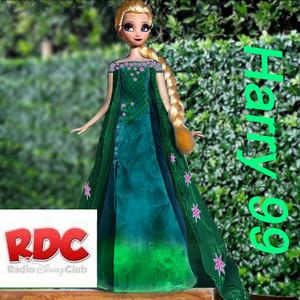 Frozen Fever Limited Edition Elsa Doll