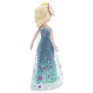 """アナと雪の女王 Fever Elsa Plush Doll 20"""""""
