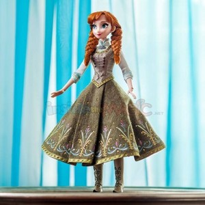 Frozen Fever Limited Edtion Anna Doll
