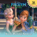 Frozen Fever Pictureback with Stickers