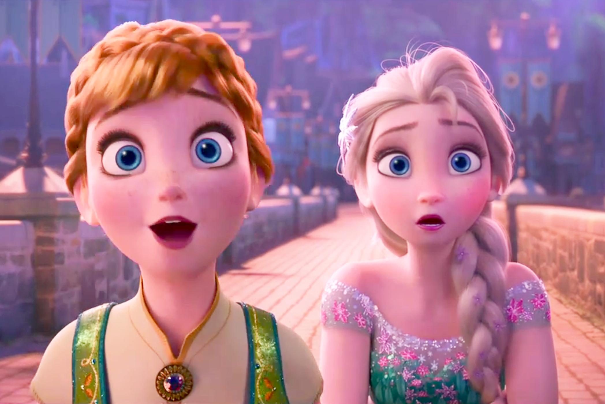 Which modern disney princess are you quiz - Disney Princess Frozen Fever