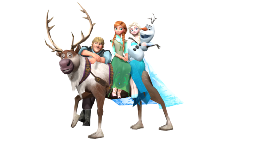 Frozen kertas dinding entitled Frozen Fever