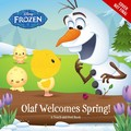 Frozen - Olaf Welcomes Spring Book