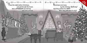 Холодное сердце - Olaf's Night Before Рождество Book