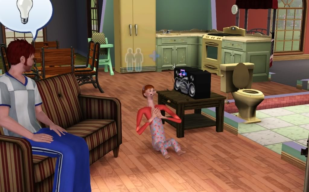 Funny sims pictures the sims 3 photo 38119246 fanpop for Sims 3 chambre bebe