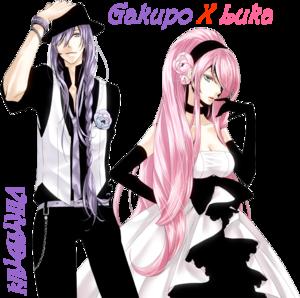 Gakupo and Luka