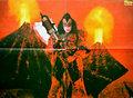 Gene Simmons poster 1979