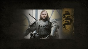 GoT - The Hound - wallpaper 1366x768