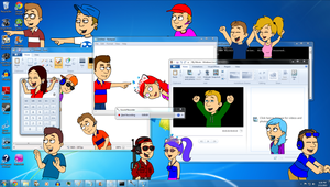 Goanimate Users on Windows 7 2nd Version