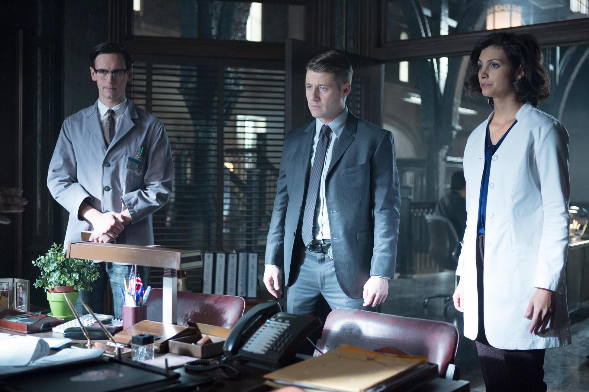 Gotham - Episode 1.16 - The Blind Fortune Teller