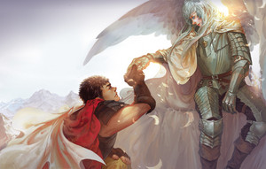 Guts and Griffith.