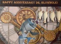 Happy Anniversary Dr Blowhole! - penguins-of-madagascar fan art