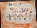 Happy New سال Stampy
