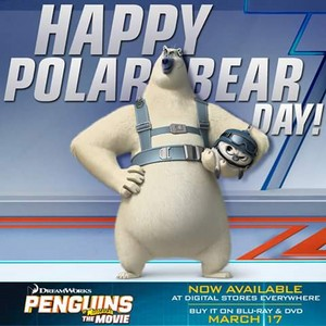 Happy Polar menanggung, bear Day!