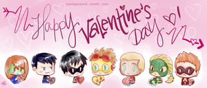 Happy Valentine's दिन