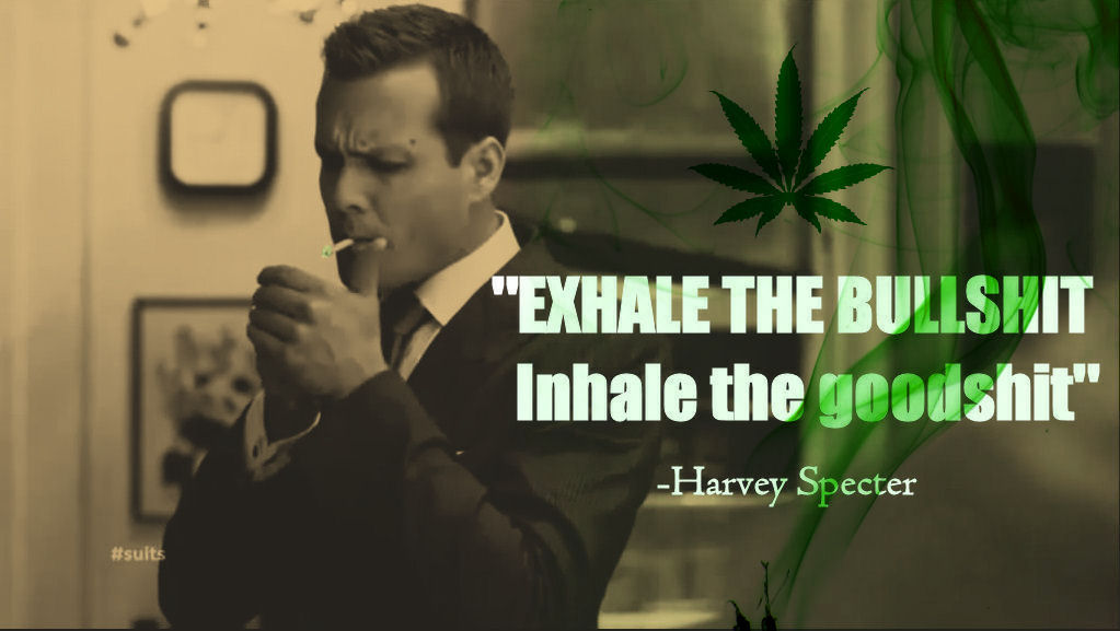 Harvey Specter Suits QUOTE