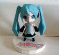 Hatsune Miku Papercraft - miku photo