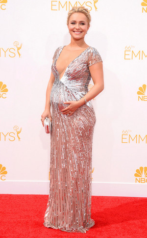 Hayden at the Emmys